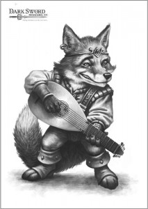 fox bard